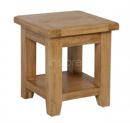 Loxley Oak Side Table